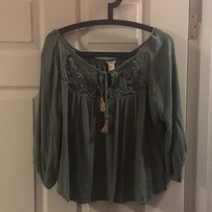 Forever 21 top gently used